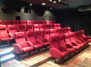 Theatrette Seating