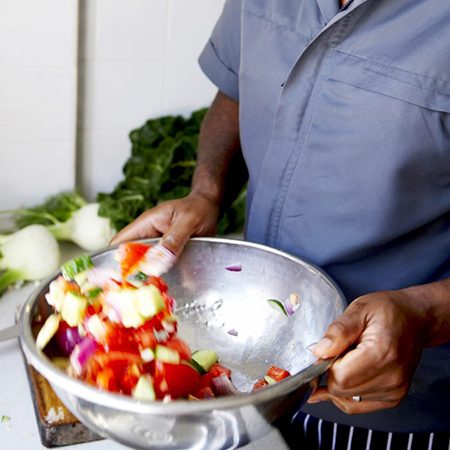 <p>A Chef At Your Abode</p>