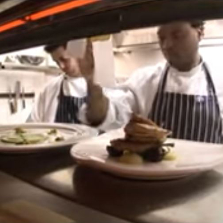 "<p>Restaurant Review Sydney – Watch Video to See Thomas in Action<br /> ""Use fresh ingredients to make flavoursome food — with a twist."" Simple flavours cleverly interwoven are what make Thomas Johns' food special.</p>"